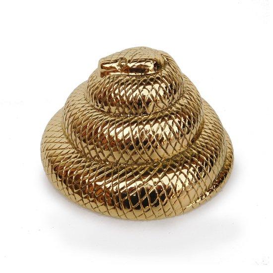 Brass animal collection   snake gilded home treniq 1 1498497981579