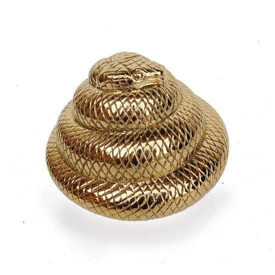 Brass animal collection   snake gilded home treniq 1 1498497981578