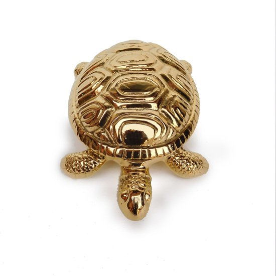 Brass animal collection   turtle gilded home treniq 1 1498498079271