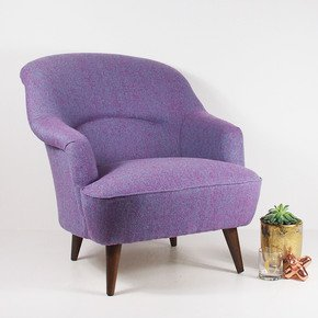 The-New-Pinta-Armchair-In-Bute-Purple-Tweed_Galapagos-_Treniq_1