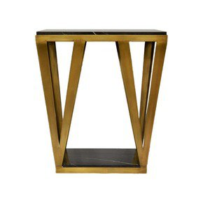 Hudson-Side-Table-|-Black-Marble_Gilded-Home_Treniq_0