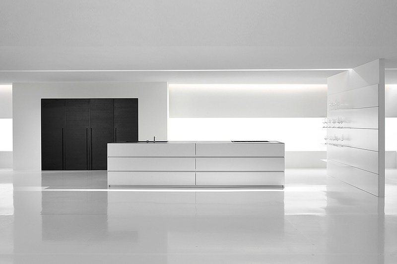 Verve kitchen white minimal cucine treniq 1 1498668617152