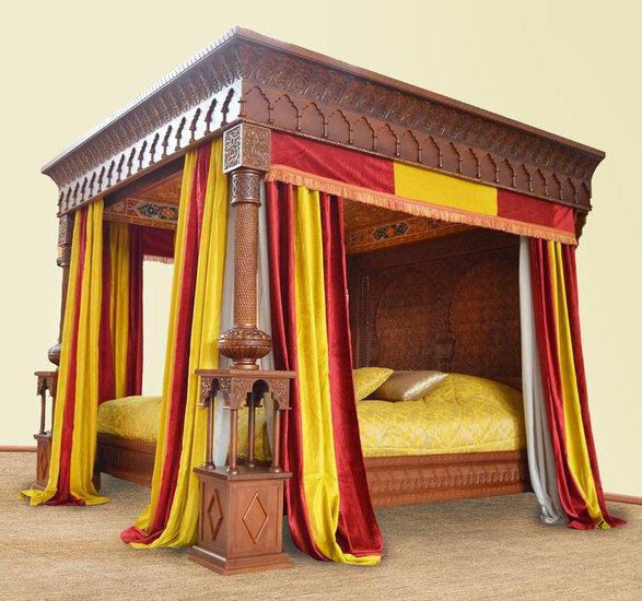 Betelgeuse canopy bed angara treniq 1 1498838156941
