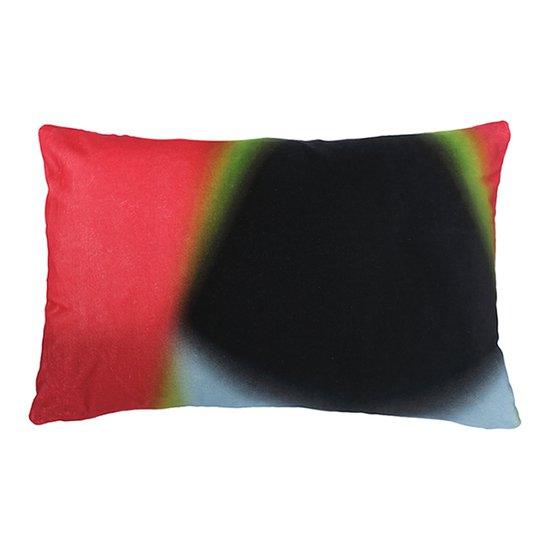 Red avadavat velvet cushion anjali hood ltd. treniq 1 1499003756043