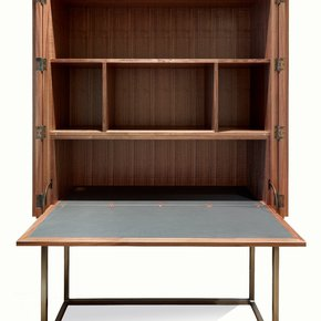 Heston-Secretaire-Cabinet_Black-&-Key_Treniq_2