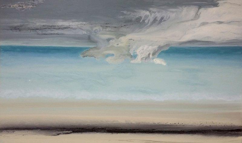 Sea and clouds ritzi art treniq 1 1499347286201