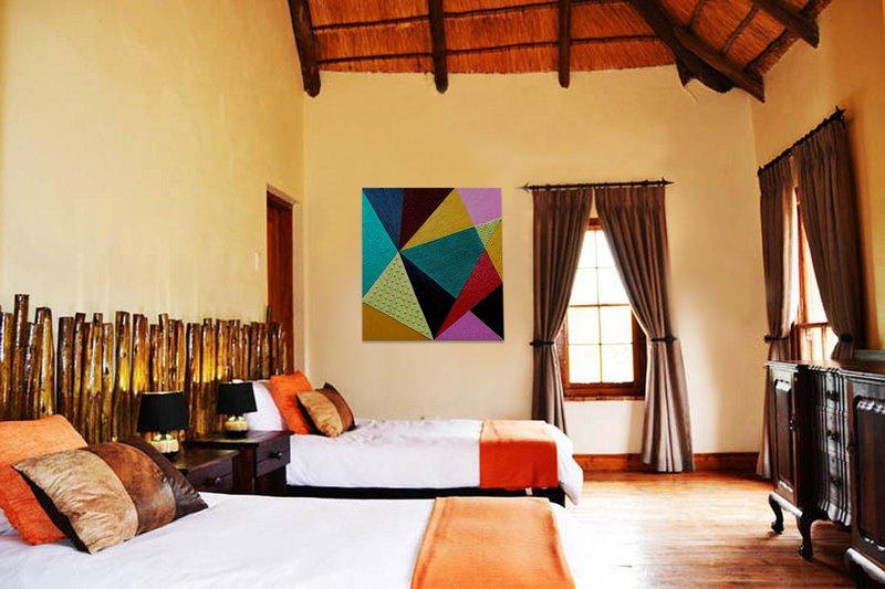Ndebele old woman ritzi art treniq 1 1499355513785