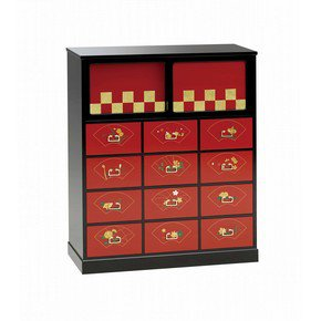 "Kyo-Urushi-Collection-Japanese-Lacquer-Chest-""Senmen""_Matsuso-Co.,-Ltd._Treniq_0"