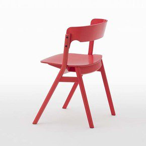 Sally-Dining-Chair-By-Jin-Kuramoto-2015-(Red)_Meetee_Treniq_0