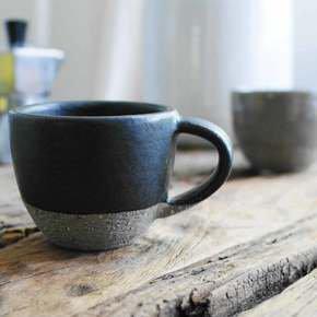 Espresso-Cup-Black,-Rounded_Eunmi-Kim-Pottery_Treniq_0