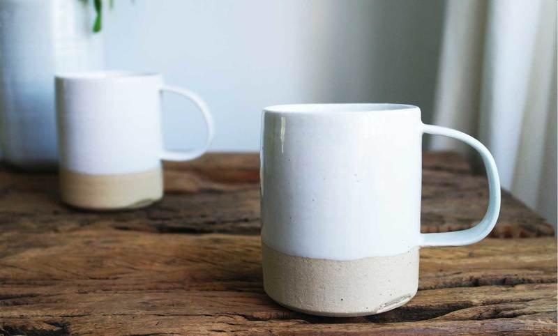 Mug white eunmi kim pottery treniq 1 1499877853317