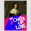 Cheer up love canvas print prince   rebel treniq 1 1500487909309