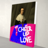 Cheer up love canvas print prince   rebel treniq 1 1500487909310