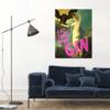 Let them drink gin canvas print prince   rebel treniq 1 1500488154840