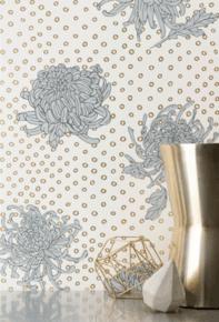 Kanoko Wallpaper - Gold