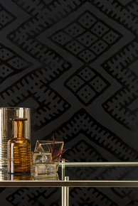 Kilim Wallpaper - Gloss