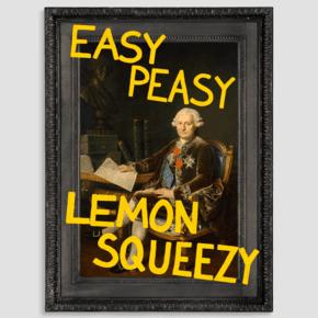 Easy-Peasy-Lemon-Squeezy-Canvas-Print_Prince-&-Rebel_Treniq_0