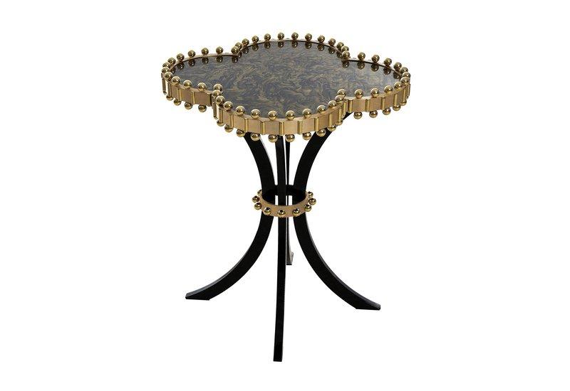 Hy Clover Side Table Br Mari Ianiq Treniq