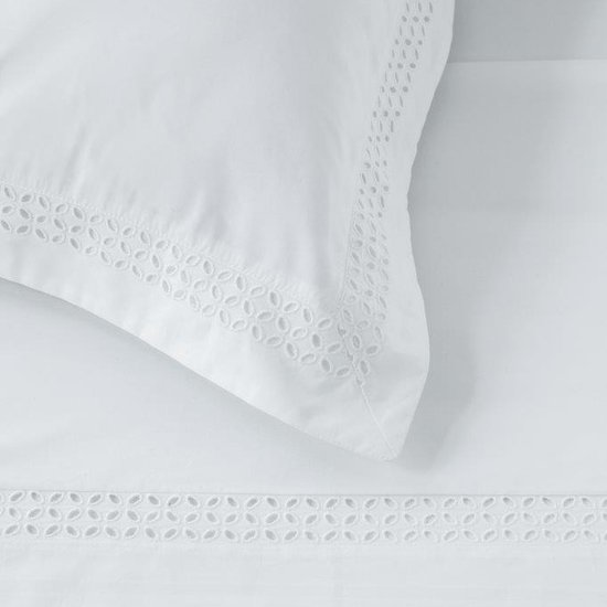 Plaza egyptian cotton percale 400 thread bed linen kings of cotton treniq 1 1501079502624