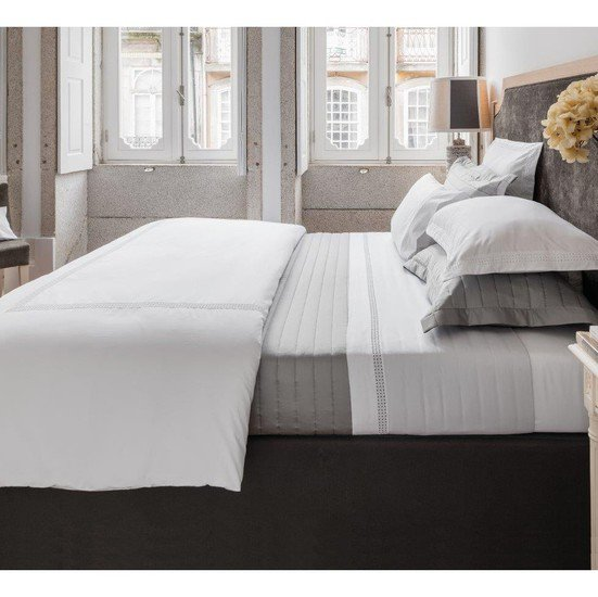 Plaza egyptian cotton percale 400 thread bed linen kings of cotton treniq 1 1501079502622