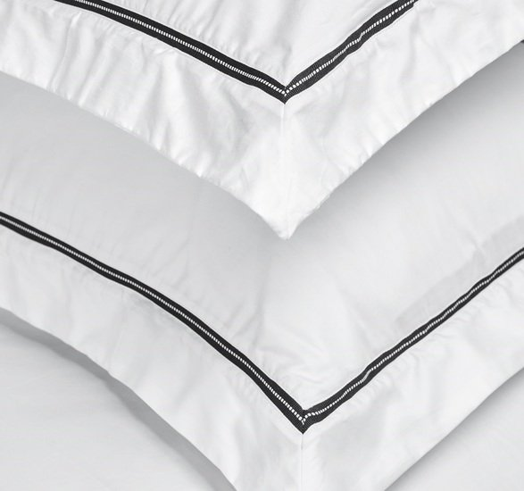 Capri fairtrade organic cotton sateen 300 thread duvet cover set kings of cotton treniq 1 1501079632872