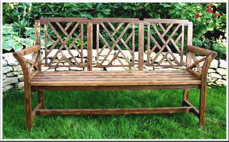 Elegance garden bench due treniq 1 1501589136607