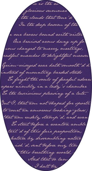 Richard iii oval rug mineheart treniq 1 1501594409056
