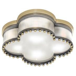 Happy Clover Ceiling Lamp Silver - Mari Ianiq - Treniq