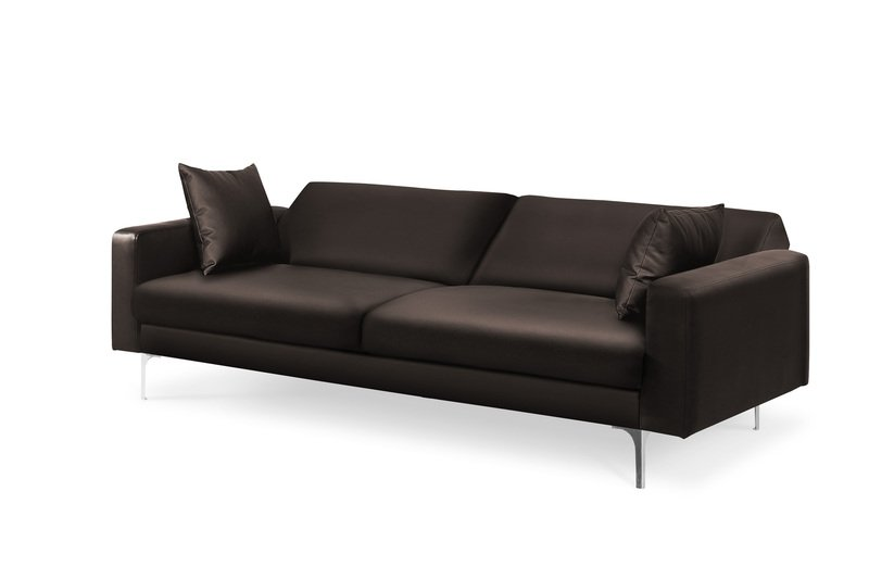 Sofa bed livorno bonded leather karpenter kraft treniq 1 1501659721432