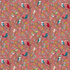 Tweety-Fabric_Edinburgh-Weavers_Treniq_0