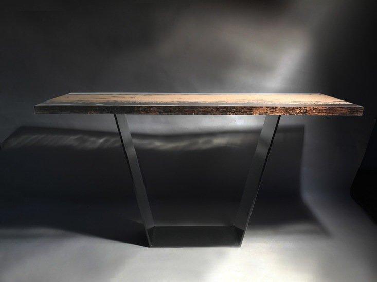 Rialto console table dipinto di blu treniq 5 1502712147985