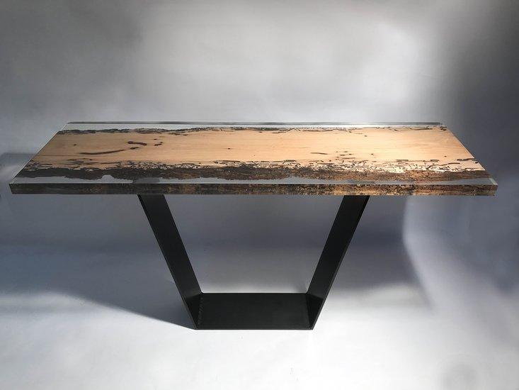 Rialto console table dipinto di blu treniq 5 1502712181382