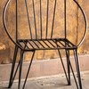 Industrial cast metal indoor and outdoor chair shakunt impex pvt. ltd. treniq 1 1503300157594