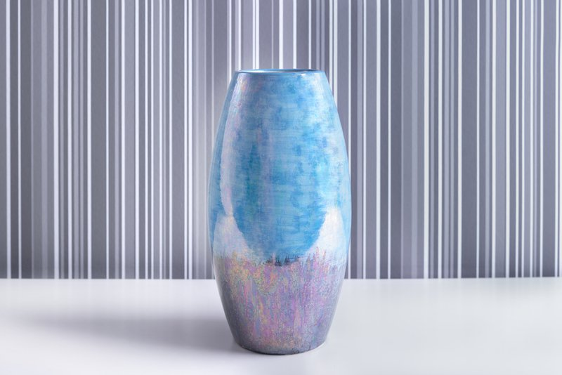 Blue lagoon vase decorus boutique treniq 1 1503419136836