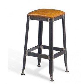 Vintage-Rustic-Industrial-Leather-Seat-Bar-Stool_Shakunt-Impex-Pvt.-Ltd._Treniq_0