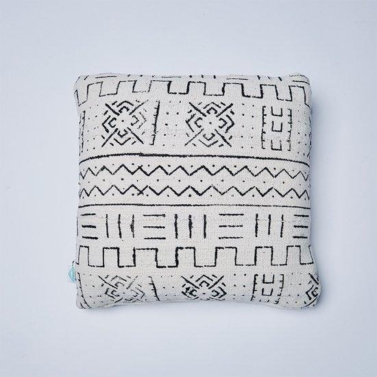 white river mudcloth cushion nomad design treniq 1 1503575315815
