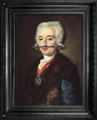 'the blue pencil' canvas mineheart treniq 1 1503846214791