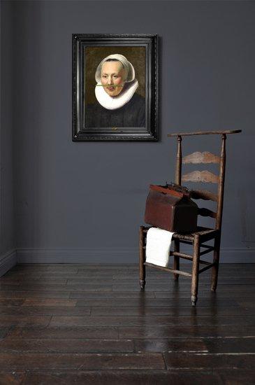 'the green pencil' canvas mineheart treniq 1 1503846581740