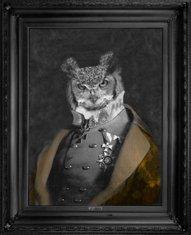 'grandfather olaf'   gold edition canvas mineheart treniq 1 1503847817444