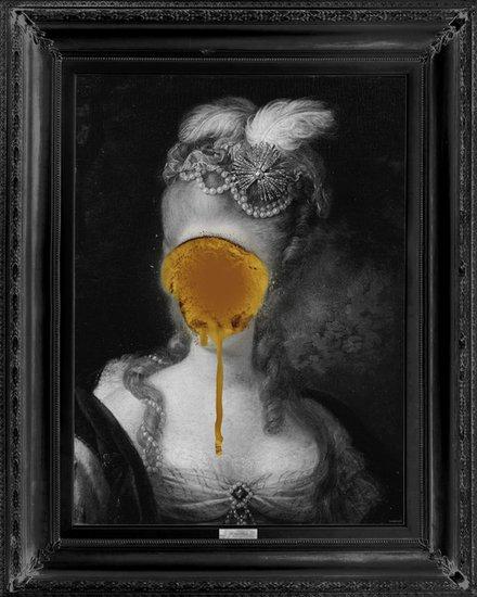 'madame blush'   gold edition canvas mineheart treniq 1 1503848072347