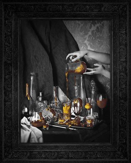 'still life'   gold edition canvas mineheart treniq 1 1503848908461