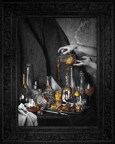 'still-Life'-Gold-Edition-Canvas_Mineheart_Treniq_0