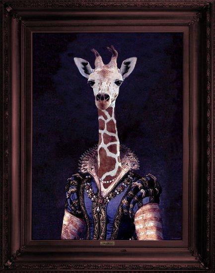 'dame giralda' canvas mineheart treniq 1 1503850222898