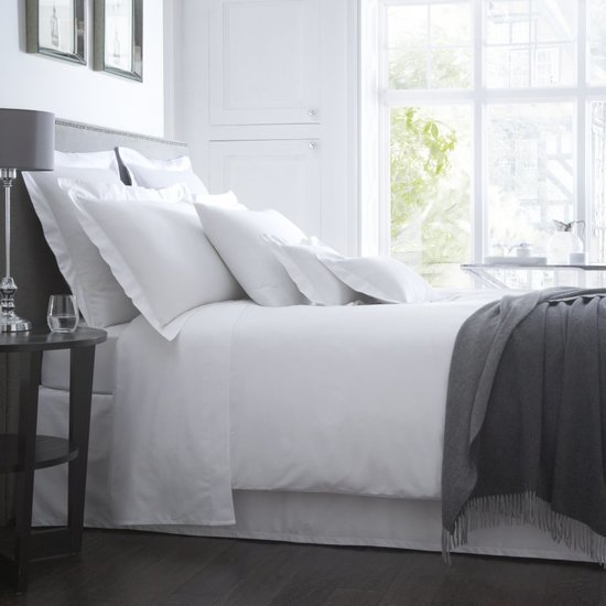Brooklyn 300tc egyptian cotton sateen hotel bed linen collection the fine cotton company treniq 1 1504101001181