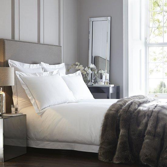 Paris 400tc percale bed linen collection the fine cotton company treniq 1 1504103022210