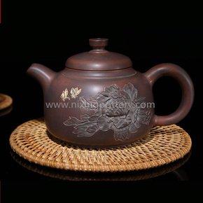 Purple-Clay-Chinese-Nixing-Peony-Engraving-Tea-Pot-Pure-Handmade-Big-Capaci_Nixing-Pottery_Treniq_0