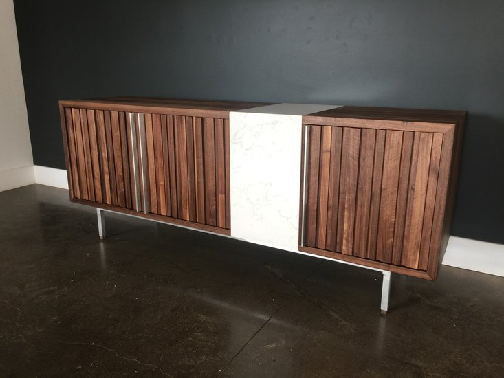 Black walnut   cambria quartz torquay credenza bois   design treniq 1 1504485404778