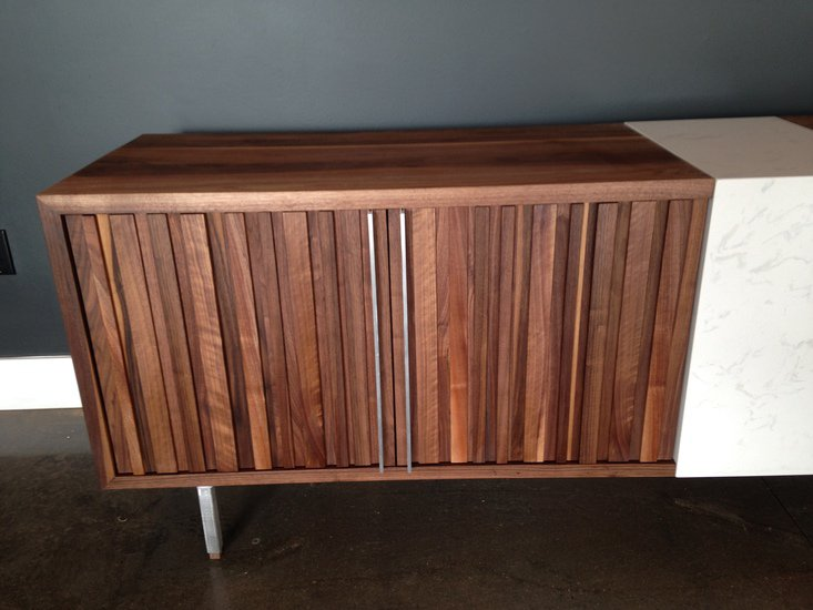 Black walnut   cambria quartz torquay credenza bois   design treniq 1 1504485426592