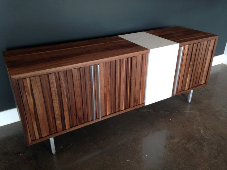 Black walnut   cambria quartz torquay credenza bois   design treniq 1 1504485433315