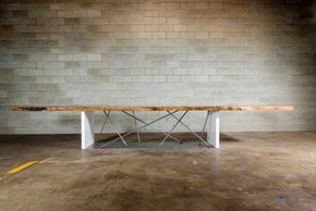 Live-Edge-Black-Walnut-Conference-Table-On-A-Steel-And-Stone-Base_Bois-&-Design_Treniq_0